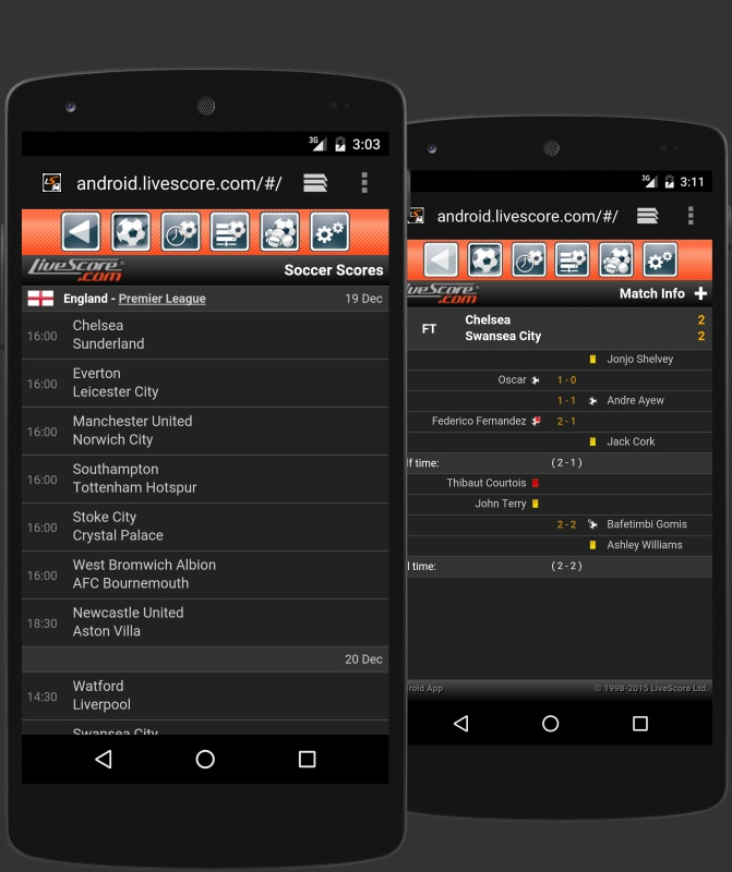 Android WEB image